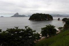 Niterói e Rio de Janeiro...